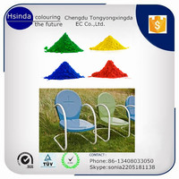home furniture spray RaL color powder paint with free sample