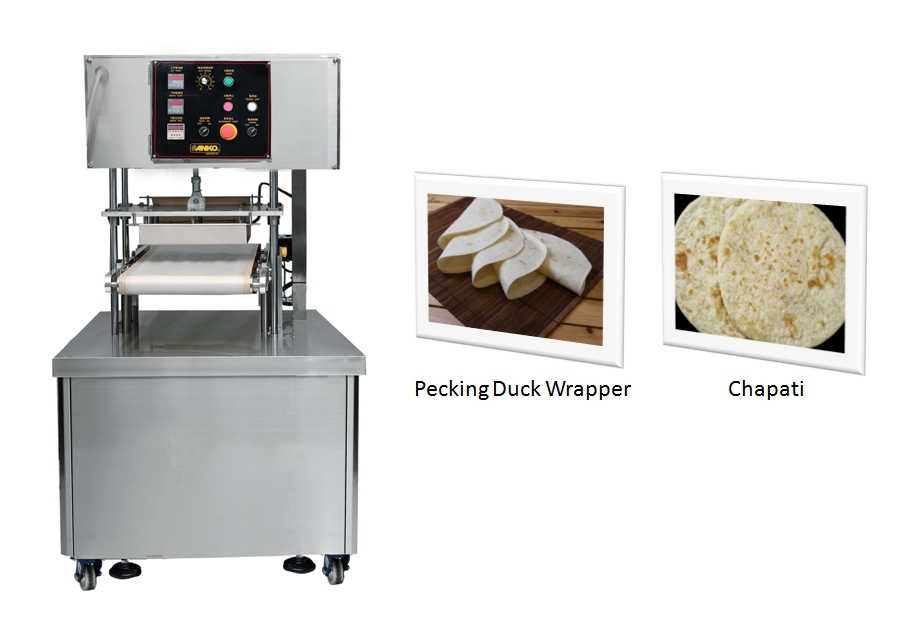 Automatic Food Pressing Heating Machine