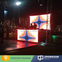p10 led video wall large outdoor led display screen