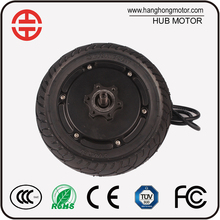 12v electric bike brushless dc hub motor 100W