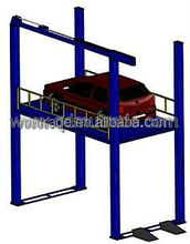Hydraulic Fixed Stationary auto ever-eternal Fixed VRC Car Lifting Rotating Platform