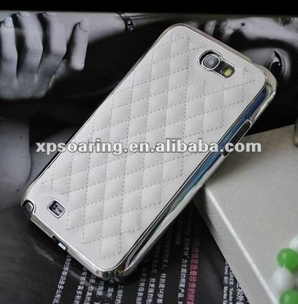 Woolen skin case back cover for Samsung Galaxy Note II N7100