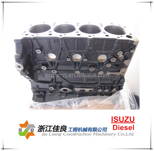 cylinder block for engine 4HK1 4BG1 4JJ1 4JG1 4LE1 4LE2