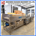 Easy operation vegetable fruit cleaning machine