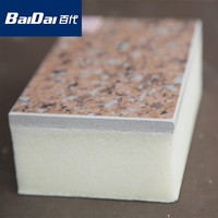 Baidai decoration insulation panel for exterior wall stone wall panel