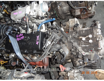 Hyundai 1.3L G4EA with Gearbox