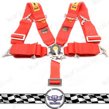 Racing Seat Belt Fia, 4/5/6 point Racing Harness Safety Seat Belt