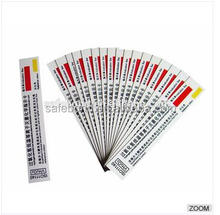 Medical Device Class 4 Steam Sterilization Chemical Autoclave Test Indicator Strip Test Strip