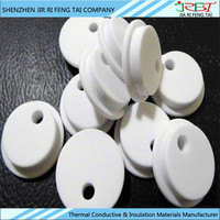 2016 Hot Sale High Temperature Resistance Thermal Conductivity 95% Alumina Ceramic For Heater