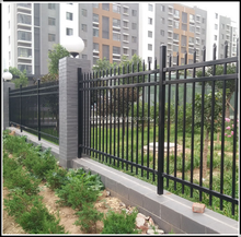 Wholesale powder-coating metal picket palisade fence for sale