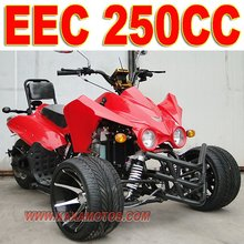 EEC 250cc Three Wheeler