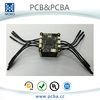 Mini UAV Quadcopter control board ,UAV helicopter pcb board, unmanned Aerial Vehicle UAV drone controller PCBA