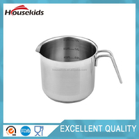 Cookware sauce soup pot Stainless Steel Induction Milk Pan Pot