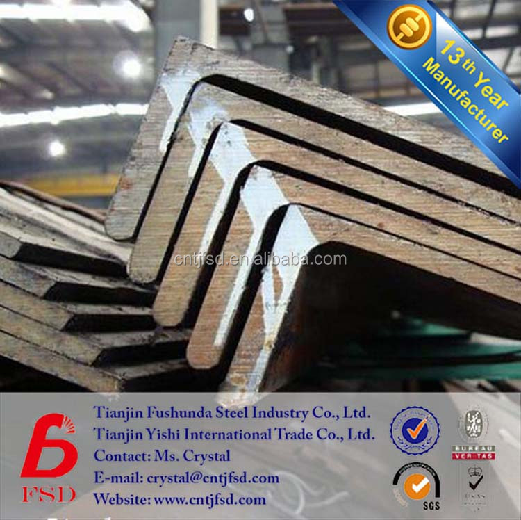 steel angle standard sizes,steel angle iron with holes,perforated angle