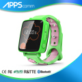Smart watch SOS/AGPS/LBS positioning Child tracking watch