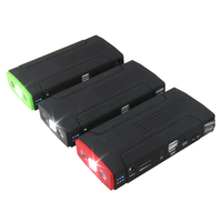 Portable Emergency Vehicle Jump Starter 16800mAh Lithium Battery Booster Car Start Jumper Power Bank