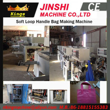 Plastic bag Handle Attach Machine Price