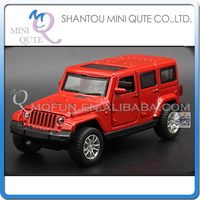 Mini Qute 1:32 kids Die Cast pull back alloy 4 color light music jeep vehicle diecast model car educational gift toy NO.MQ 1788P