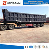 2015 New Condition Semi Dump Trailers