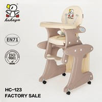 fashion design multi-function baby dinning chair sitting feeding chair