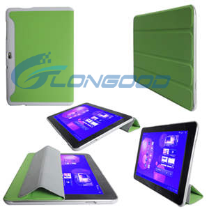 Smart Slim Leather Case Cover Sleeve For Samsung Galaxy Tab 10.1/ P7510 P7500