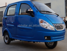 Cheap Electric Rickshaw Taxi Tricycle Tuk Tuk India bajaj for sale