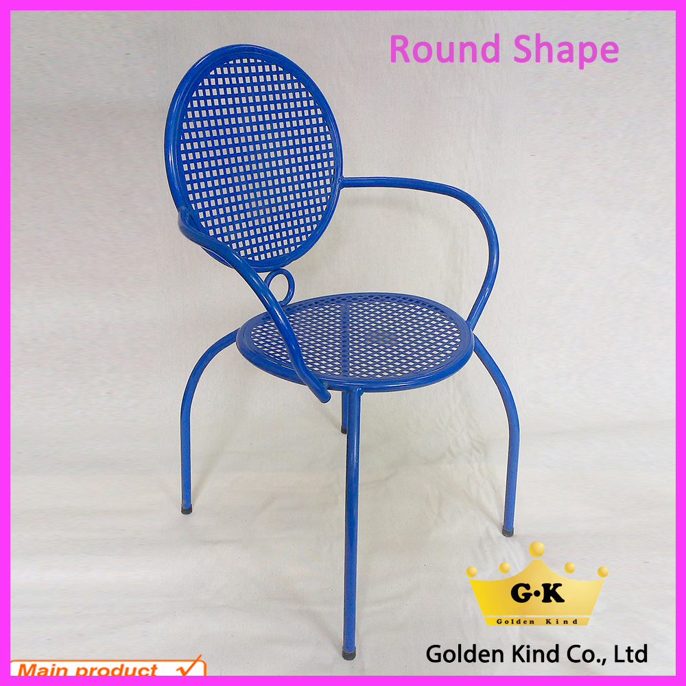 Factory export custom net back office chair