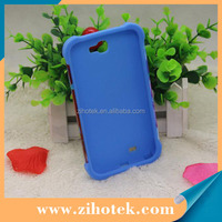 2 in 1 3D sublimation blank phone cover case for Samsung Note 2 7100
