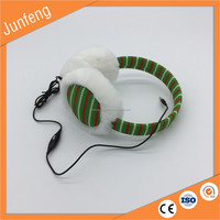 Winter Built In Headphone Ear Muff, Winter Music Earphone Earmuff