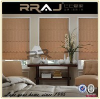 Cheap window curtains / Blackout elegant paper blinds