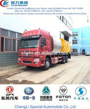 bitumen emulsion sprayer truck