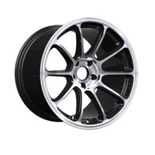 18 inch alloy wheel rims from china factory, 5x120 car wheels rims