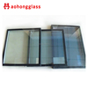 Building glass with low price 4-6mm Low-e glass for curtain wall