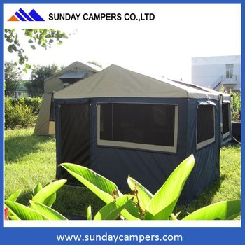 Amazing Camper Tents For Trailers Camper Trailer Tent SC01 7ft  China