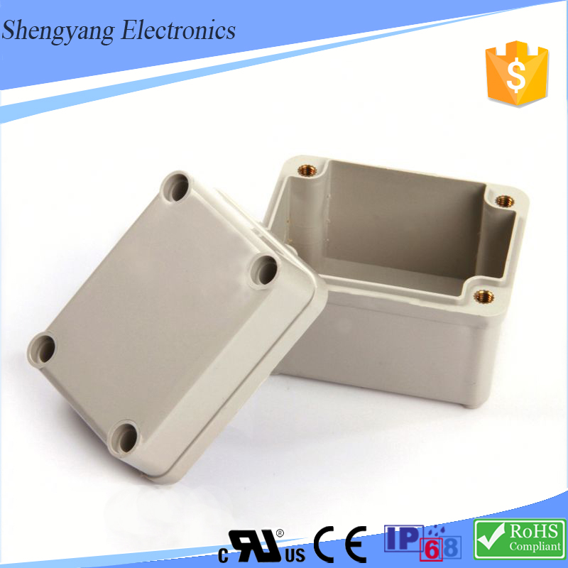 SY New 2017 UL Listed Underground ABS Plastic IP65 Plastic Waterproof Electrical Junction Box