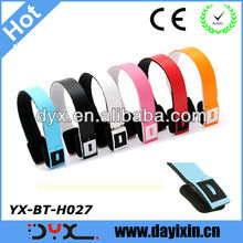 2014 bluetooth headphone wireless headphone bluetooth with logo cheap computer accessories in promotion