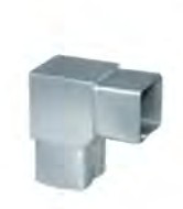 SUS304/316 stainless steel casting square flexible cross pipe fittings