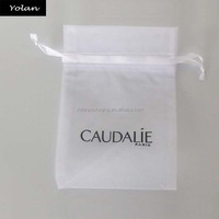 Fabric Printing Pouch, Personalized Organza Bags