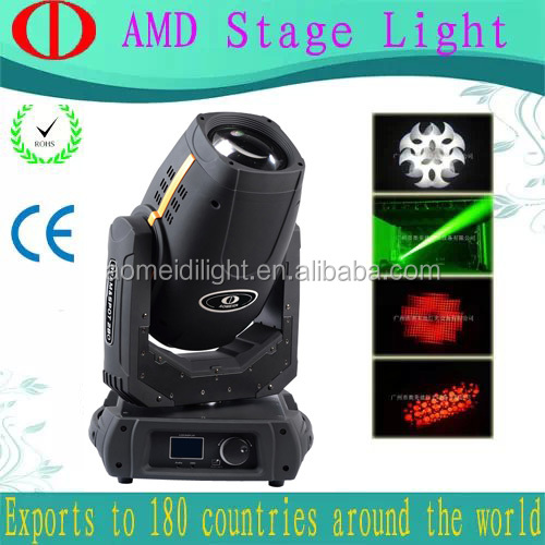 15r 330w moving head beam light 15r