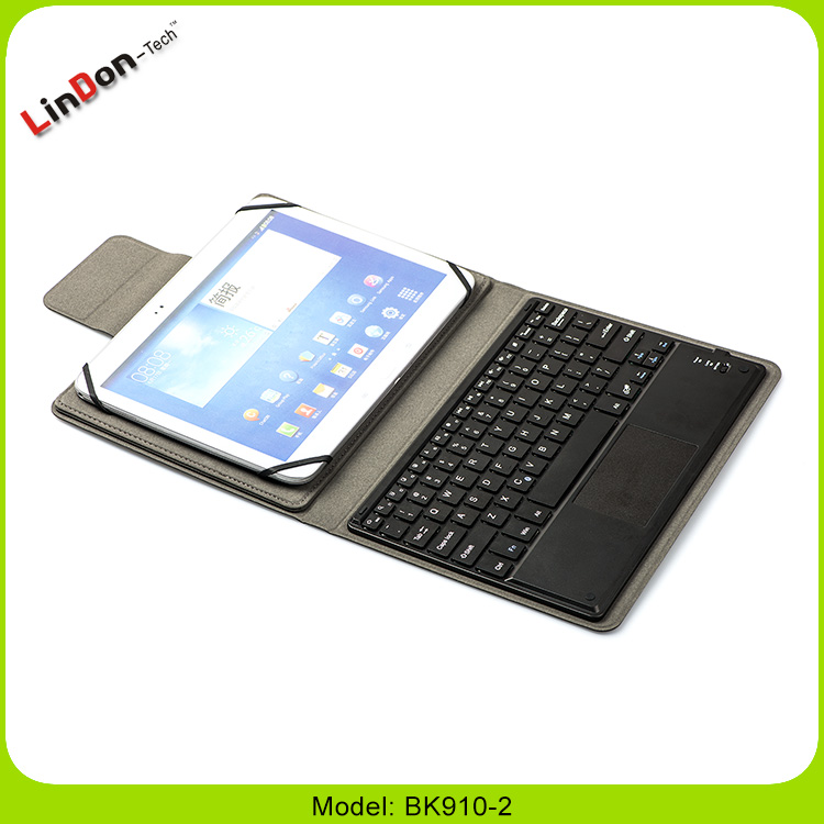 Detachable magnetic Wireless bluetooth keyboard for 9 inch Andriod/Windows tablet pc