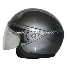 removable interior open face helmets (ECE&DOT Approved)
