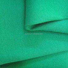 Hot Selling Good quality best design 1x1 rib knit fabric