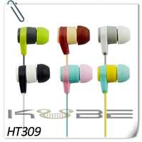 High quality cartoon In-Ear Stereo Headset for all mobile phones