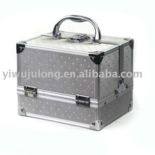 Aluminum makeup case /jewelry case/box