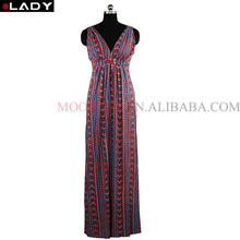 ladies maxi party dress factory in china