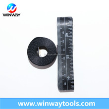 200cm 79inch children tailoring materials metric-British pvc clothing tape measure