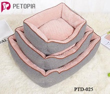 Pet Beds & Accessories Type and Stocked Feature Dog Cat Bed with Optional Cooling Mat