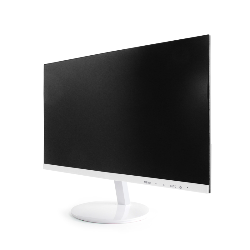 24 inch computer lcd monitor white <strong>1080P</strong> for home office
