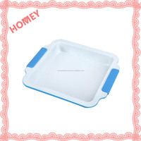 Silicone Square Bread Cake Mold Baking Pan