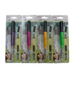 3 Ways Nail Art Pen Nail Polish Pen Nail Drawing Pen with nail polish and Glitter Sticker